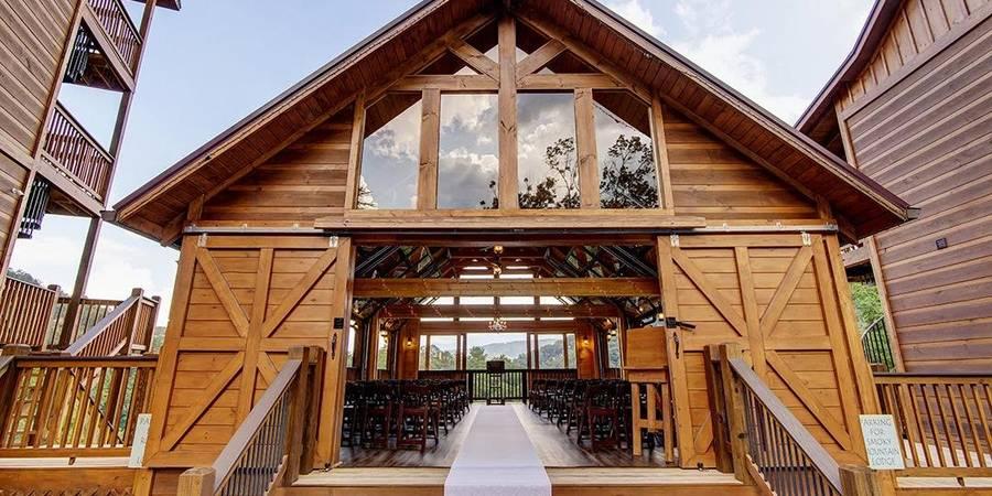 Parkside Resort wedding Knoxville