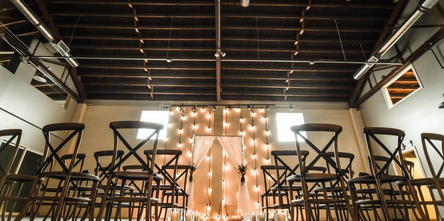 The Warehouse at Cultivated Synergy wedding Denver