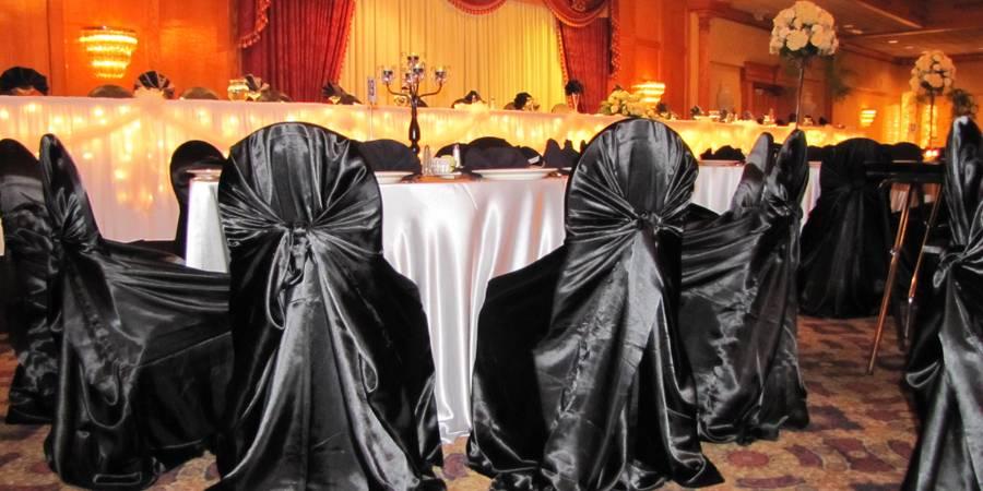 The Grecian Center wedding Detroit