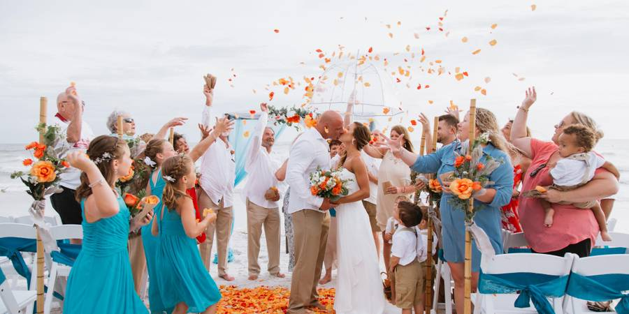 The West Events wedding Tampa