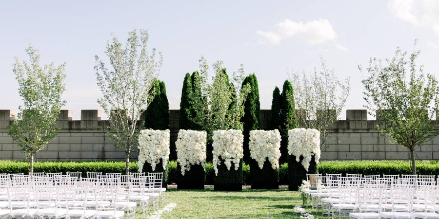 The Kentucky Castle wedding Lexington
