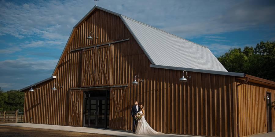 The Barn at Granite Ridge Farms wedding Greensboro/Triad