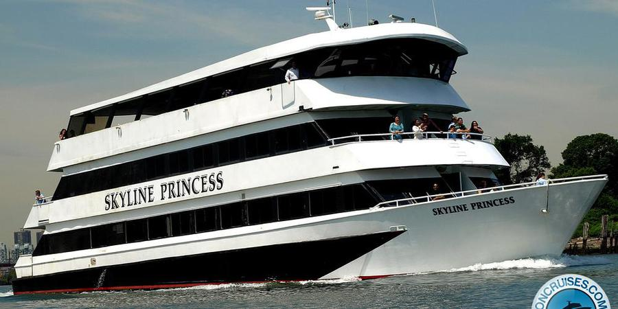 Yachts For All Seasons: Skyline Princess wedding Queens
