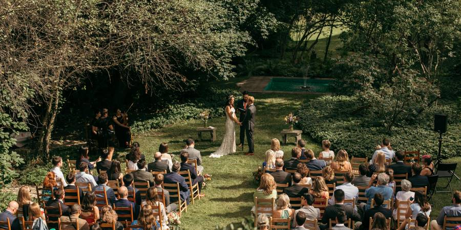 Buxton School wedding Western Massachusetts