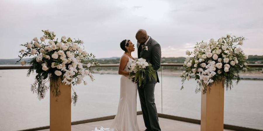 Lakeway Resort & Spa wedding Austin