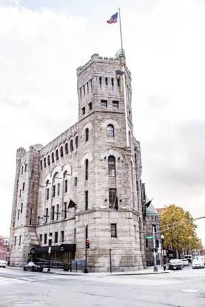 The Tower wedding Boston
