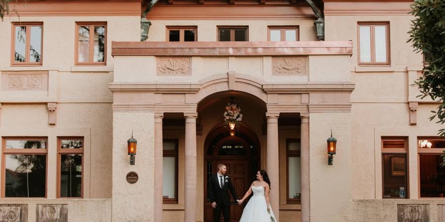 The Lord Mansion & Coach House wedding Tacoma