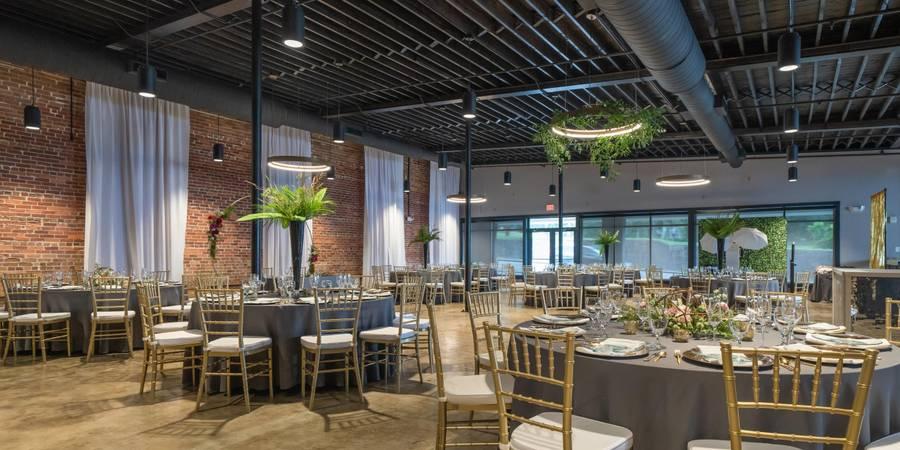 Bricks & Brass wedding Northwest Florida
