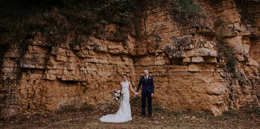 Pine Creek Escape wedding Chicago