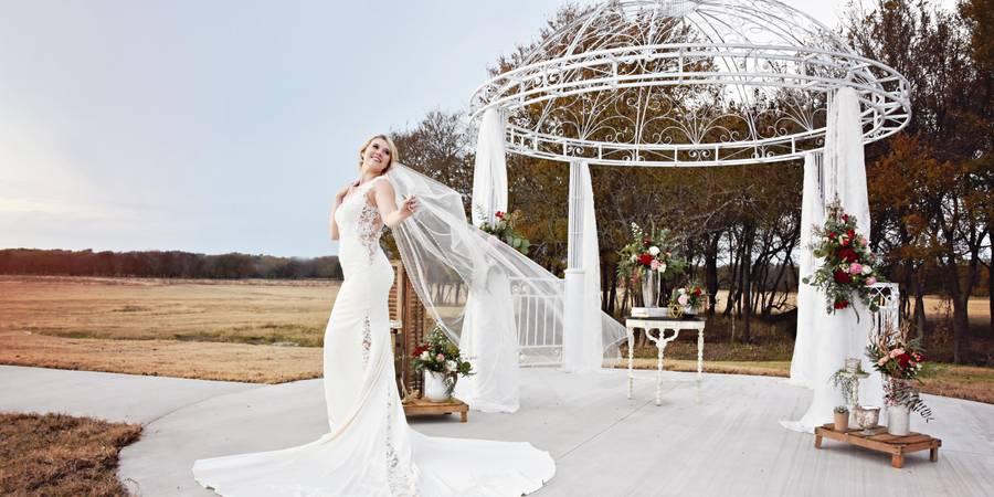 The Hidden Jewel wedding Dallas