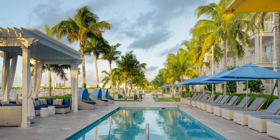 Oceans Edge Key West Resort & Marina wedding Florida Keys