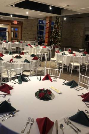 Valley of the Eagles Event Center wedding Cleveland