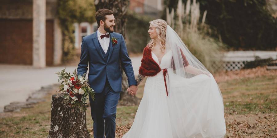 Old Woolen Mill wedding Chattanooga