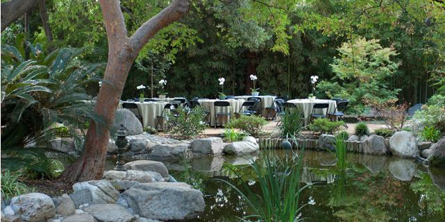 Storrier Stearns Japanese Garden wedding Los Angeles