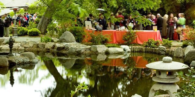 Storrier Stearns Japanese Garden Weddings