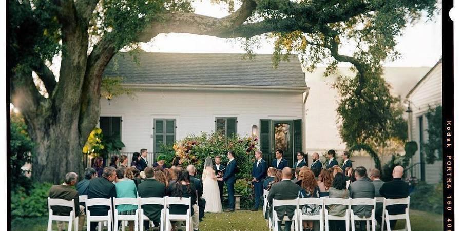The Mazant wedding New Orleans