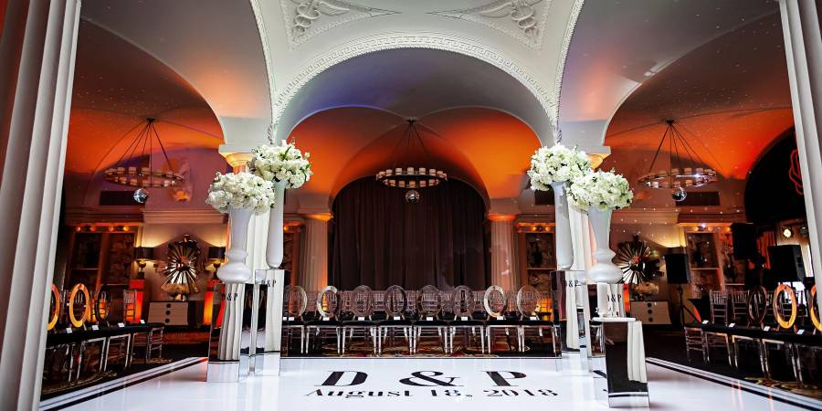 Kimpton Hotel Monaco Washington DC wedding Washington DC