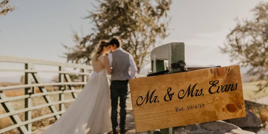 Sunridge Golf and Recreations wedding Reno