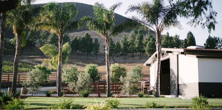 La Lomita Ranch wedding Central Coast