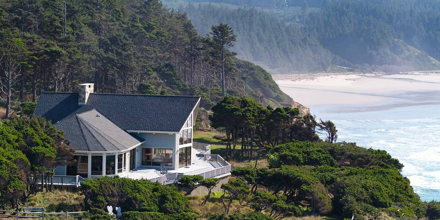 SeaWinds Estate wedding Coastal Oregon