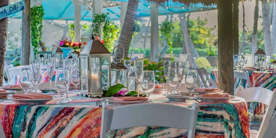 Havana Cabana wedding Florida Keys