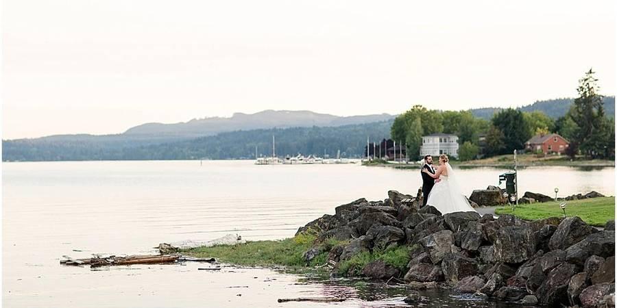 Best Western Plus Silverdale Beach Hotel wedding Seattle