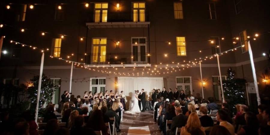 Hyatt Centric French Quarter wedding New Orleans