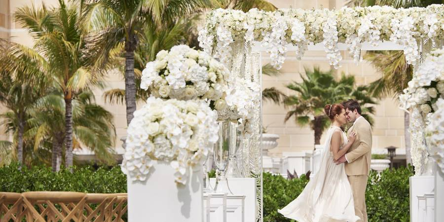 Grand Hyatt Baha Mar wedding Jamaica