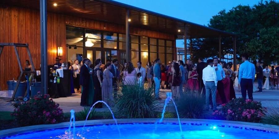 Celebrino Event Center wedding Austin