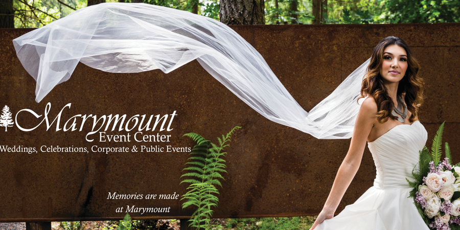 Marymount Event Center wedding Tacoma
