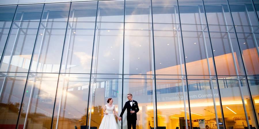 Tinkham Veale University Center wedding Cleveland