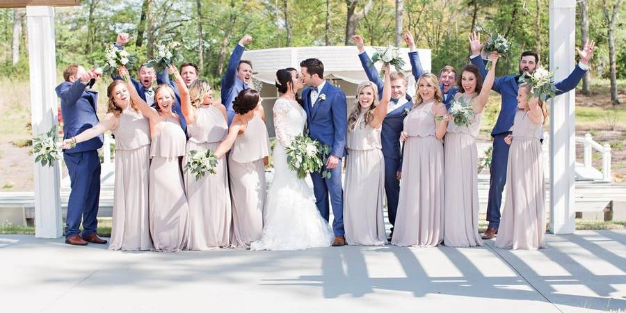 Majestic Venue wedding Huntsville