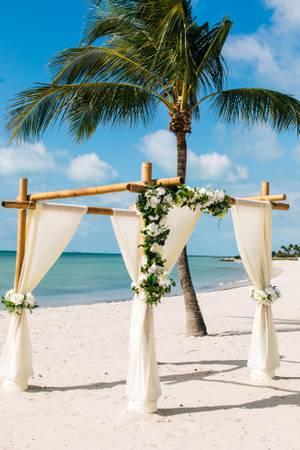 Barbary Beach House Key West wedding Florida Keys