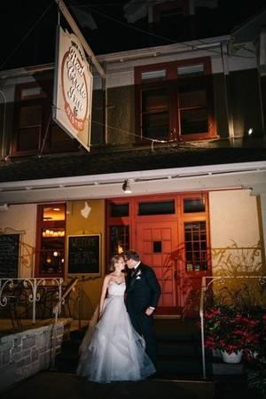 Red Circle Inn wedding Milwaukee