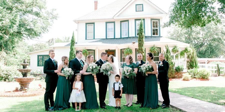 The Brentwood Restaurant & Wine Bistro wedding Myrtle Beach