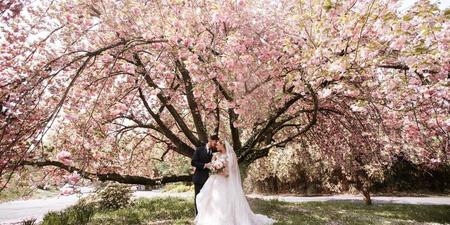 Celebrate at Snug Harbor wedding Staten Island