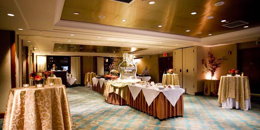 The Kitano New York wedding Manhattan
