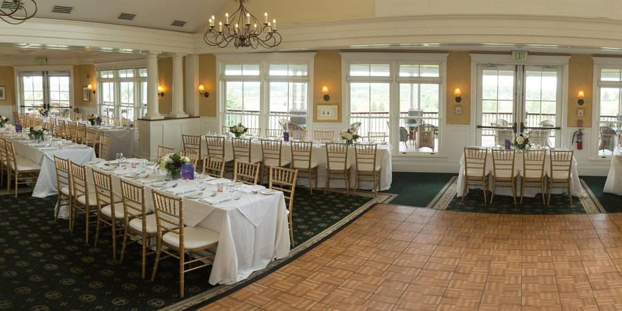 Vermont National Country Club wedding Vermont