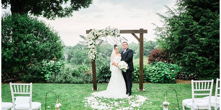 Crabtree's Kittle House wedding Westchester/Hudson Valley