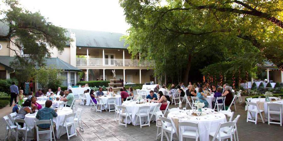 The Sanford House Inn & Spa wedding Dallas