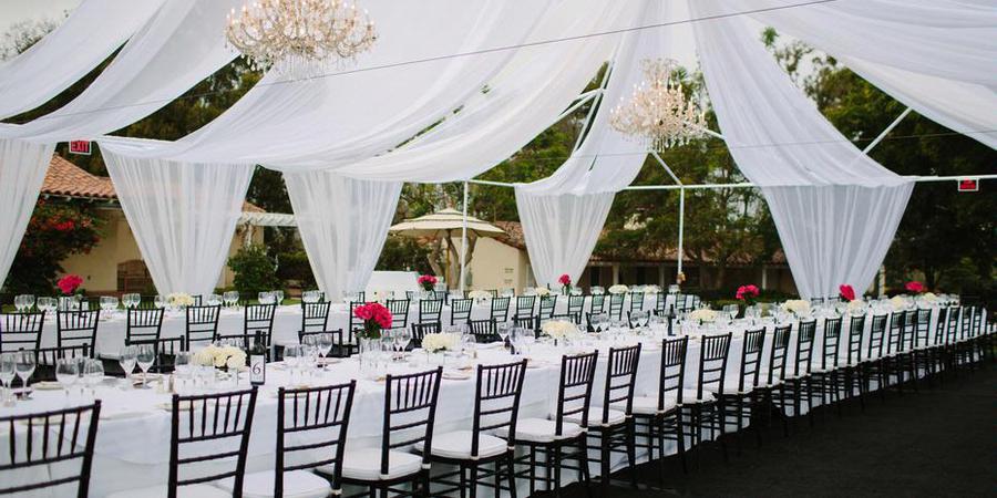 The Inn at Rancho Santa Fe wedding San Diego