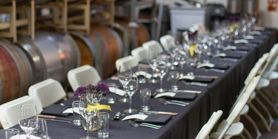 Revolution Wines wedding Sacramento