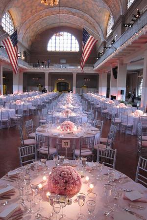 Ellis Island & Statue of Liberty wedding Manhattan
