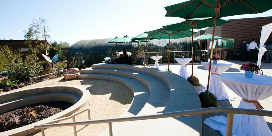 Environmental Nature Center wedding Orange County