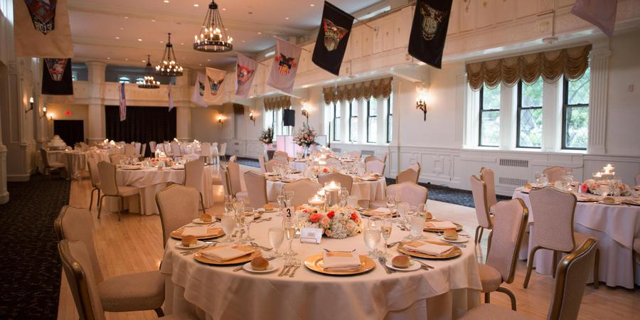 The Historic Thayer Hotel at West Point wedding Westchester/Hudson Valley