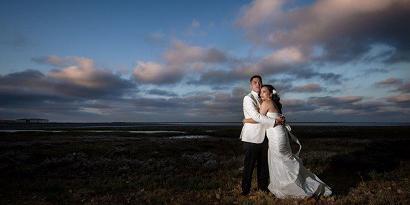 The Westin San Francisco Airport wedding Peninsula