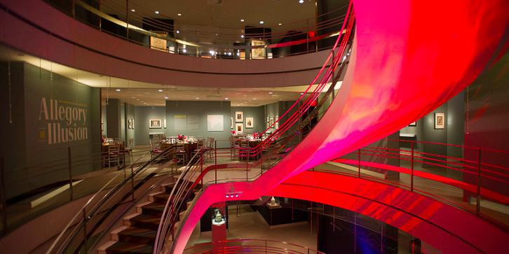 Rubin Museum of Art wedding Manhattan