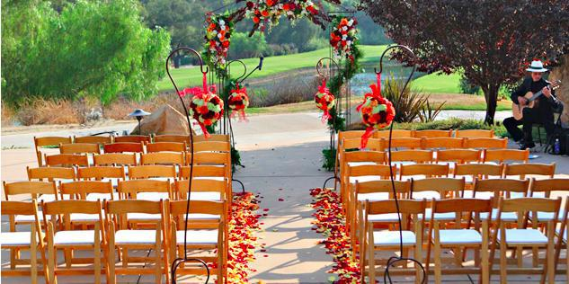 Maderas Golf Club wedding San Diego