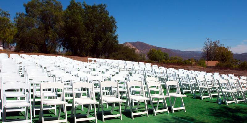 Broken Rock Ranch wedding San Diego