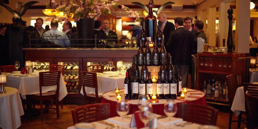 Maloney & Porcelli wedding Manhattan